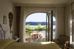 stanza bed and breakfast il giardino sul lago