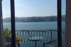 balcone bed and breakfast il giardino sul lago